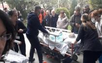 Trafo Patladı, Hastalar Tahliye Ediliyor