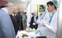 Tübitak Projeleri Sergisi Açıldı