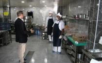 Türkiye'nin En Modern Aş Evlerinden Biri Edremit'te