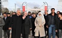 Vali Zorluğlu, Tuşba Belediyesi'nin Mega Projelerini İnceledi