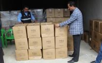 Van Gazetesi - Başkale'de Yardım Kolileri ihtiyaç sahiplerine dağıtıldı