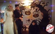 Van'da Cadılar Bayramını Kutladılar