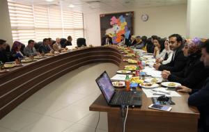 Van'da Sağlık Yatırımı Sağlık Yapılanması Değerlendirme Toplantısı Yapıldı