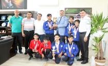 Vanlı Badmintoncular Türkiye 3.'sü oldu