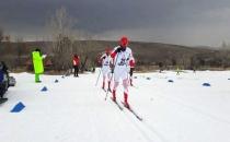 Vanlı Kayakçı Ömer Ayçiçek İkinci Oldu