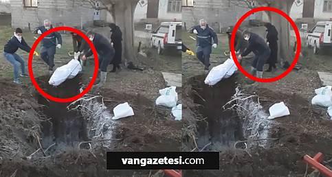 İran'da koronavirüslü olanlar, böyle imha edildi
