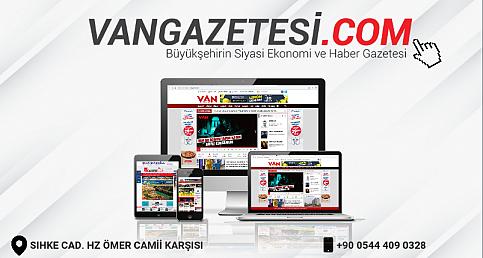 Van haber, Van gazetesi yeni reklam çalışması - 0544 409 0328