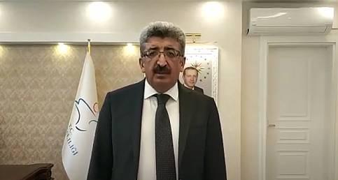 Van Valisi Mehmet Emin Bilmez'den Deprem Açıklaması