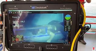 Batan tekne bulundu - İşte o teknedeki video