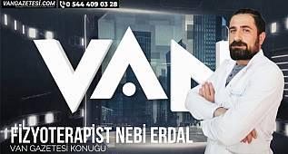 Fizyoterapist Nebi ERDAL Pandemi döneminde engellilerin durumu