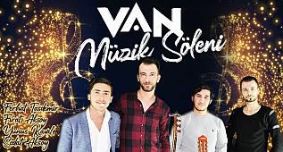 Van'da her hafta Müzik şöleni | Harika sesler