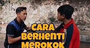 CARA BERHENTI MEROKOK!!! (Video komedi pendek)