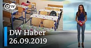 DW Haber: Depremlerle sarsılan İstanbul'da okullar ne kadar güvenli? (26.09.2019) - DW Türkçe