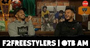 "F2Freestylers: ""Virgil van Dijk up front could do a job for you!"" 