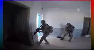 SON DAKİKA! YPG'li teröristlerin DEAŞ'lıları serbest bıraktığı hapishane